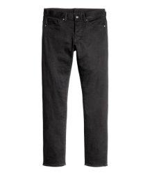 hm black jeans men