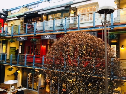 Kingly Court - a must-see!